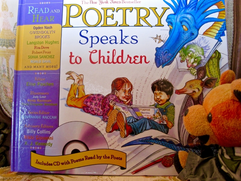 """Poetry Speaks to Children"" (and Dragons and Bears...)    (:3"