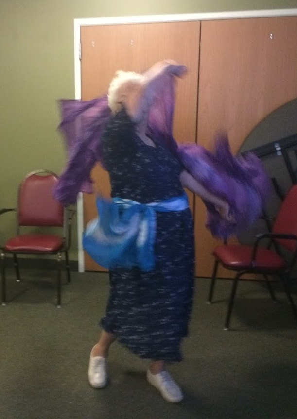 Never too old to Dance!