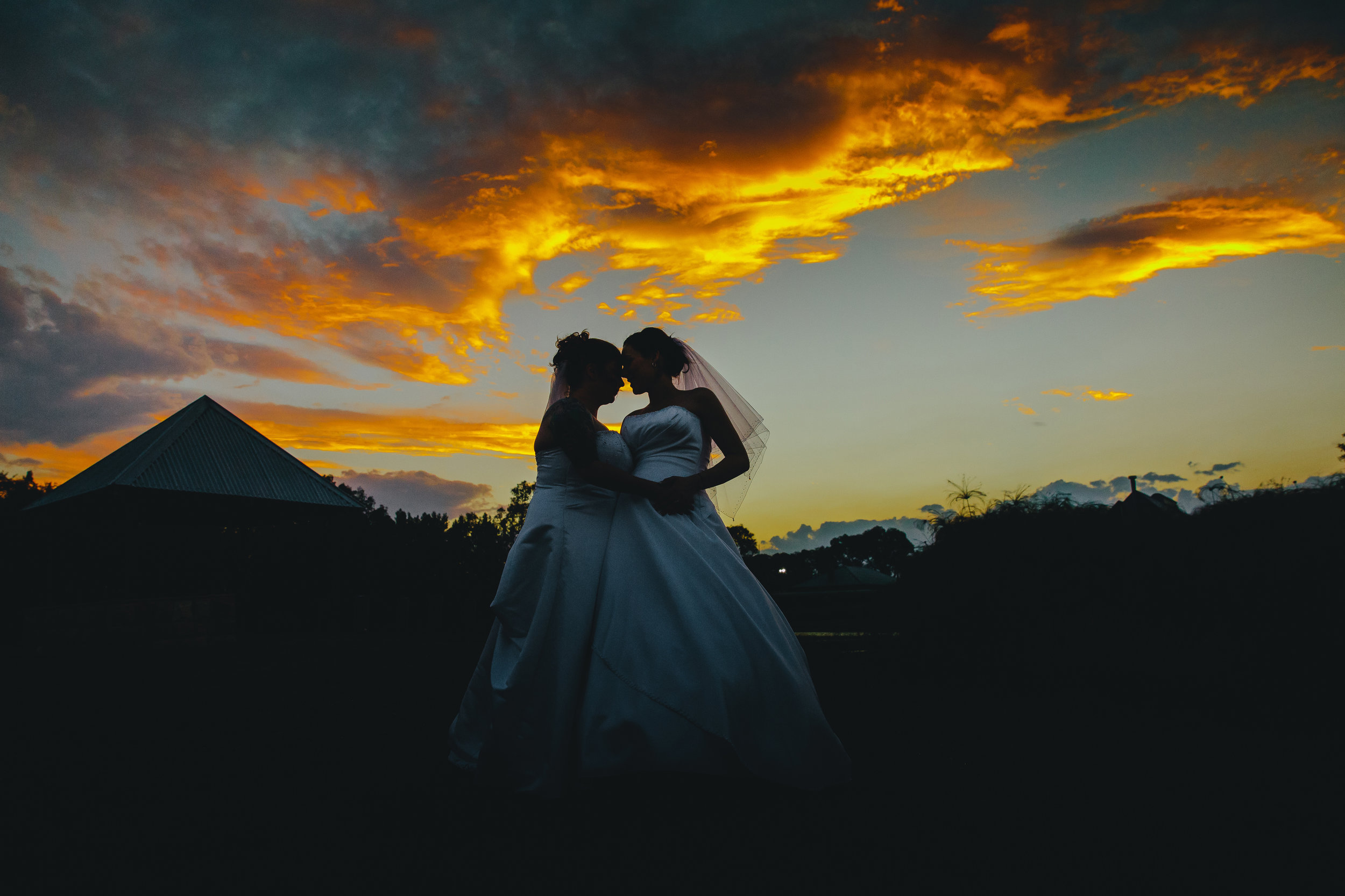 Peterson House Hunter Valley Wedding