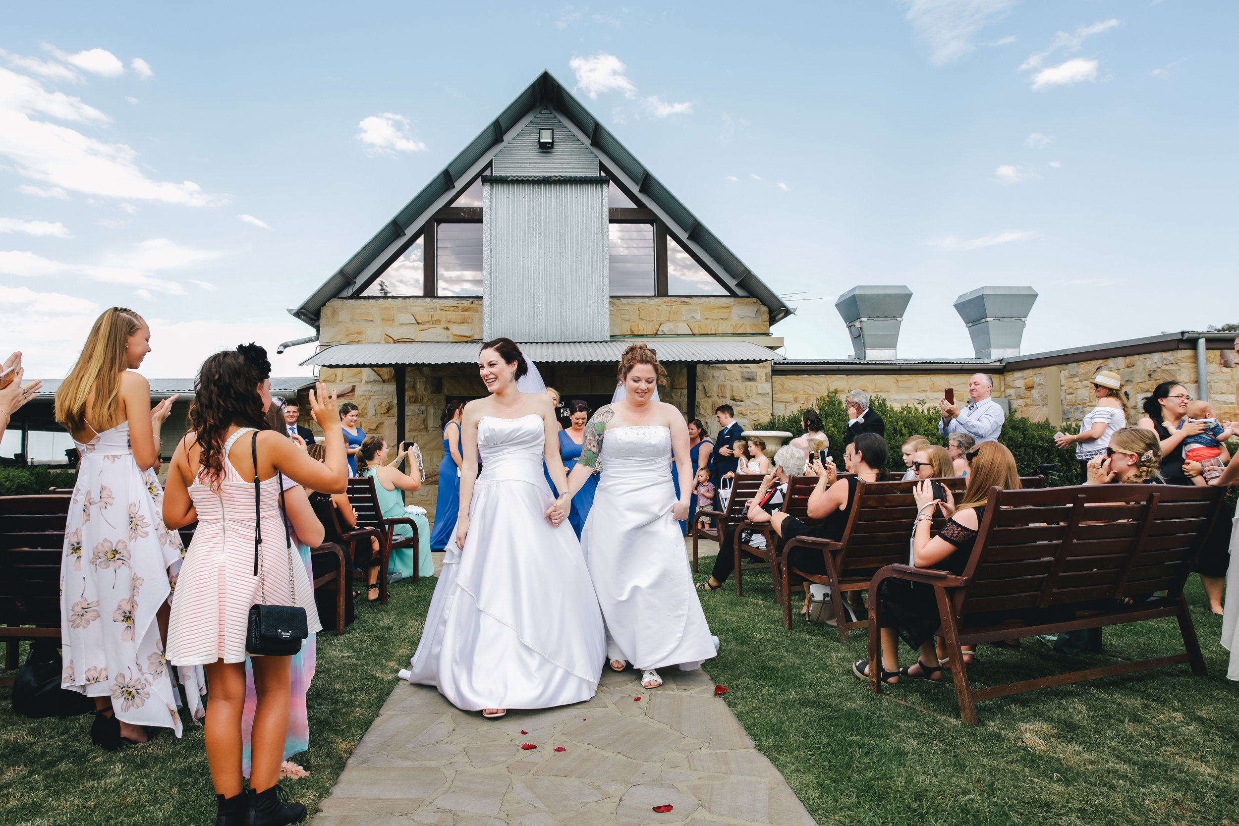 Peterson House Wedding Hunter Valley
