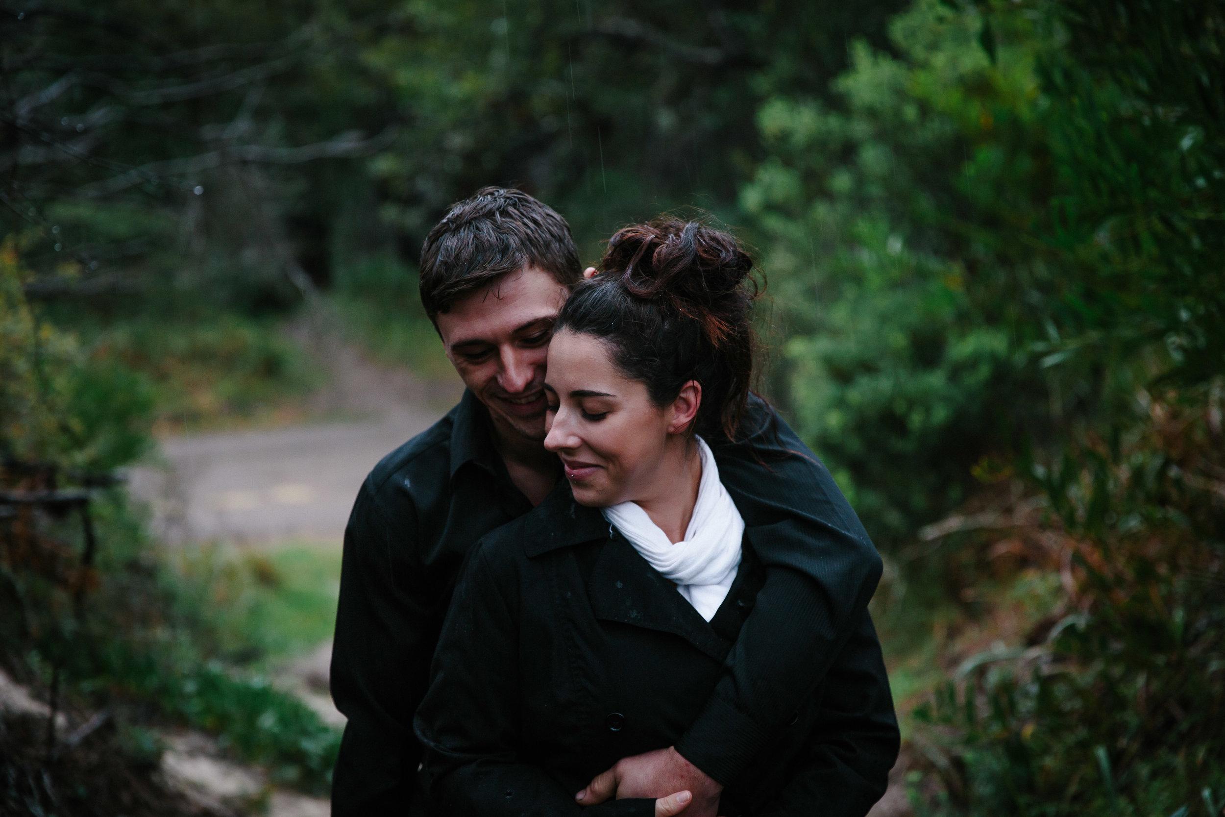 Hawks Nest Engagement Photography