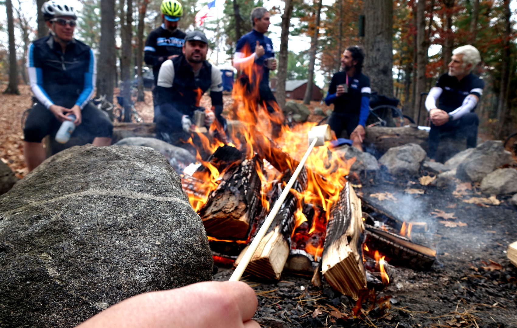Roasting Marshmallows - photo - Rob Vandermark.JPG