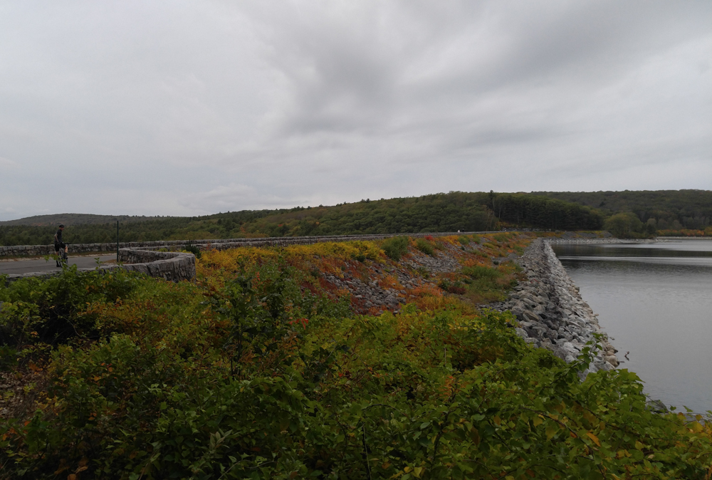 Quabbin Reservoir - Photo: Patria Vandermark