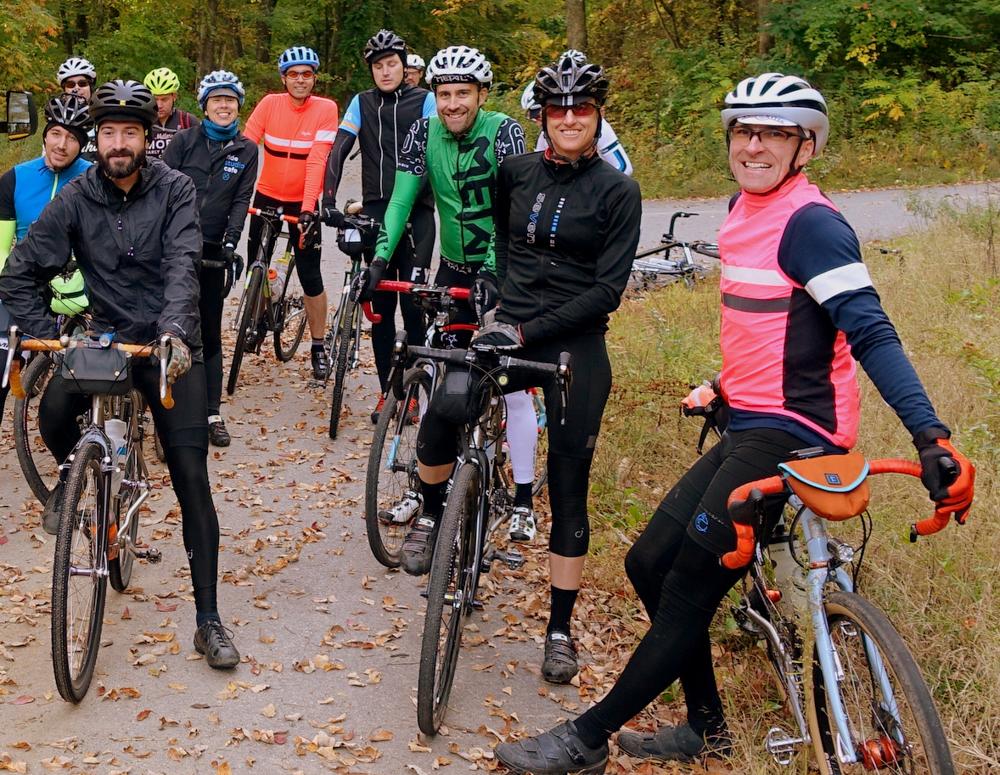 Terra riders rolling through stop 1