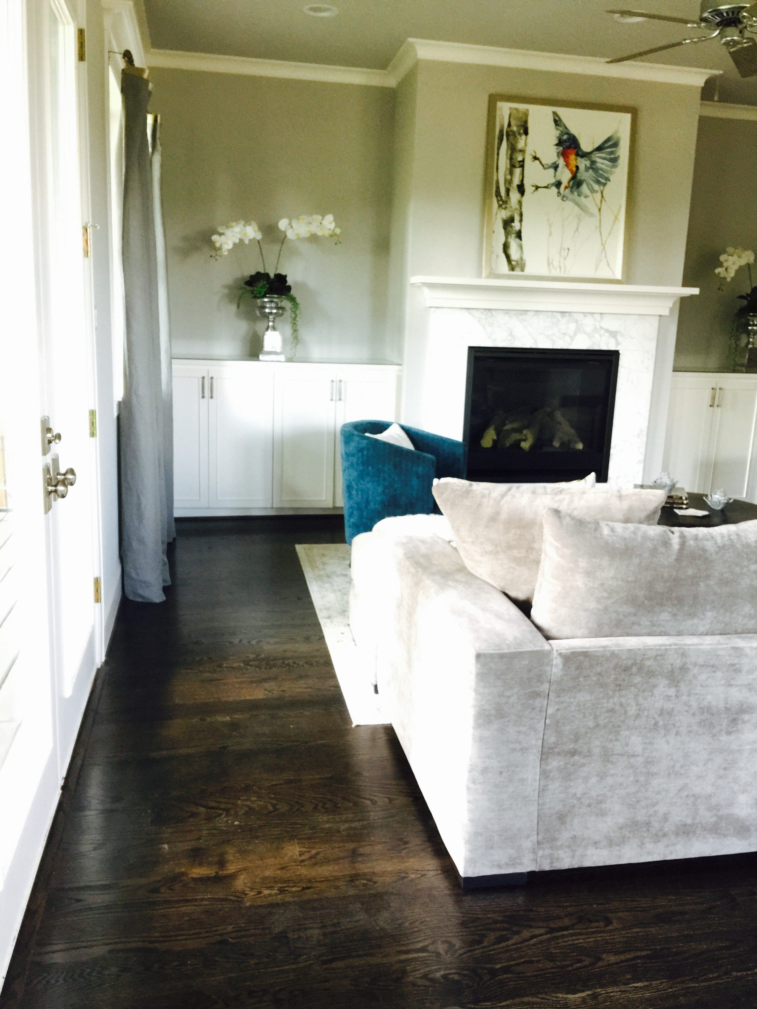 HARDWOOD FLOOR REFINISHING - Modern wood floor stains, dark chocolates, blacks-ebony, grays, white stains. new constructions, remodels, turn key, sales and service, dustless system.