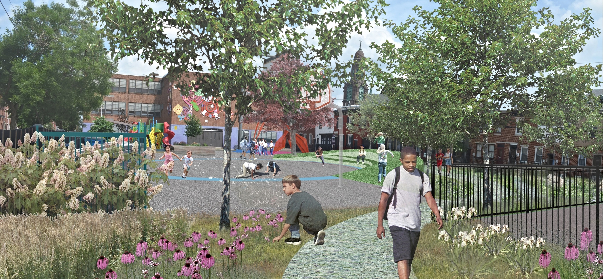 New Arthur Interactive Play & Learning Lab Breaks Ground