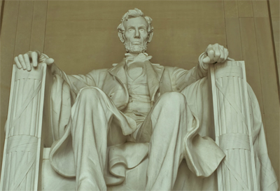 Lincoln in Legacy and Memory: Daniel Chester French's Lincoln Memorial.