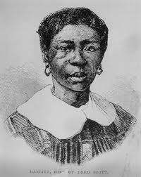 Dred Scott's wife, Harriet