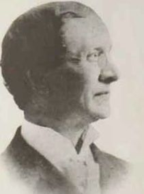 David McConaughy, encouraged the burial of Union soldiers in Evergreen Cemetery, of which he was president.