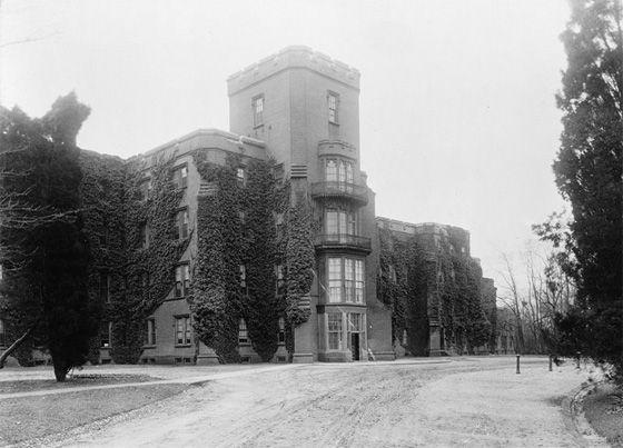 St. Elizabeth's HOSPITAL/government hospital for the insane in washington dc