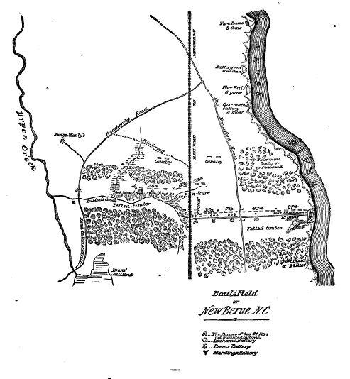 Burnside's Success: The Battle of New Bern — Civil Discourse on battle of fredericksburg 1862, battle of tampa 1862, battle of kinston 1862, battle of roanoke island 1862, battle of fort macon 1862, battle of camden 1862, battle of winchester 1862,
