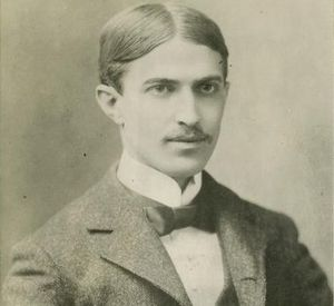 stephen crane, author of the red badge of courage.