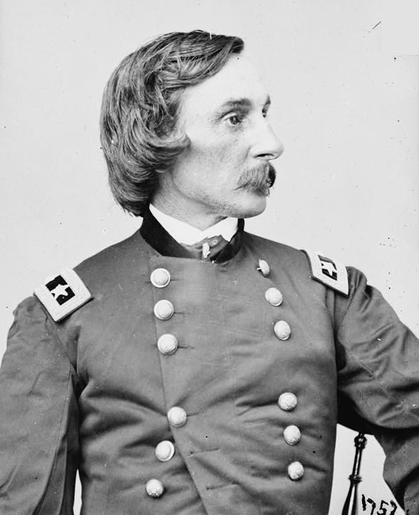 Gouvernuer Kimble Warren, commander of the Union Fifth Corps