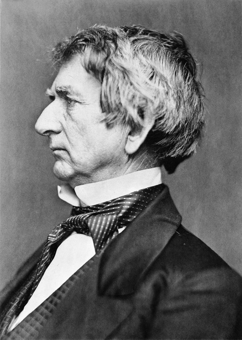 William Henry Seward, U.S. Secretary of State, played a dangerous game of Diplomacy with Great Britain