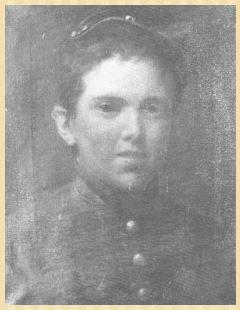 Self Portrait of Julian Scott