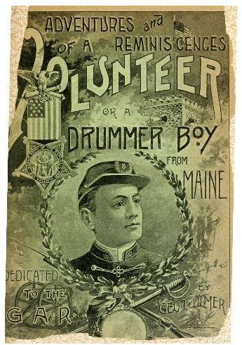 Cover of George Ulmer's memoirs