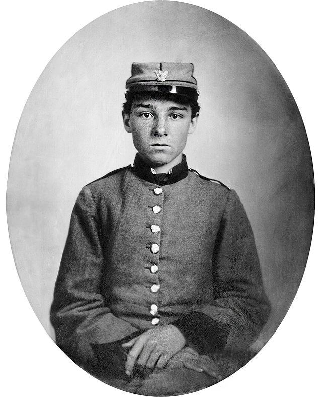 Edwin Jemison, who enlisted in the Confederate Army at age 16, and died at Malvern Hill in 1862