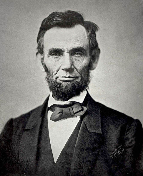 Abraham Lincoln, 16th President of the United States of America