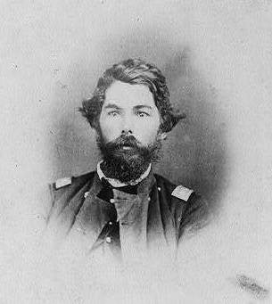 Lt. Colonel John J. Polsley, 8th Virginia Mounted Infantry (Later 7th West Virginia Cavalry)