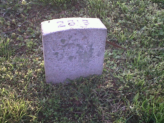 Grave of Nathan amers