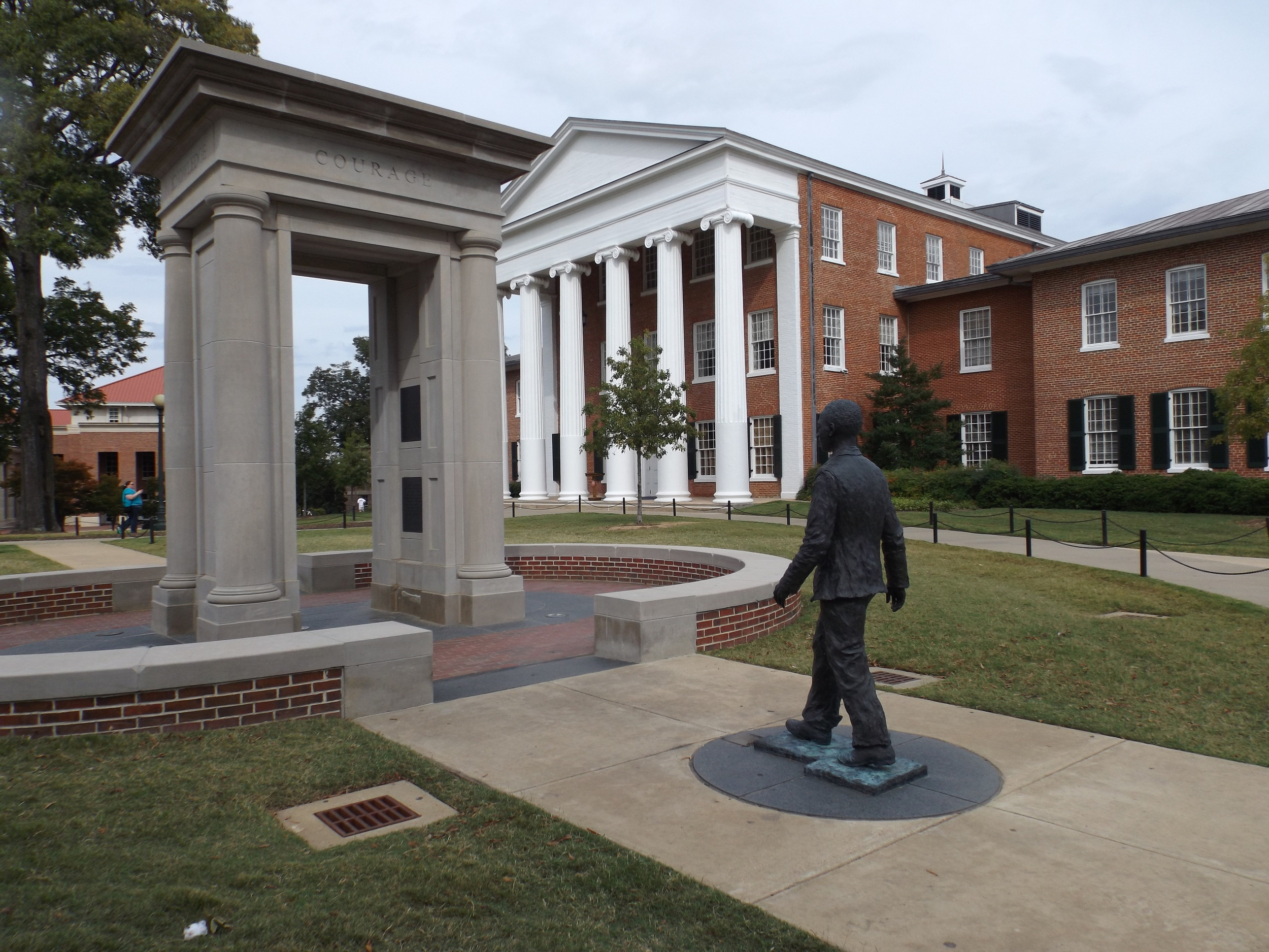 James Meredith Monument