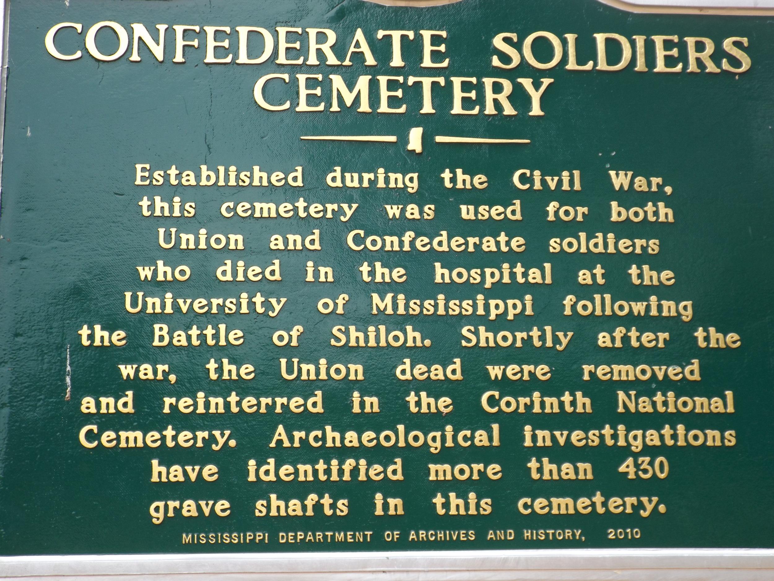 Confederate Cemetery