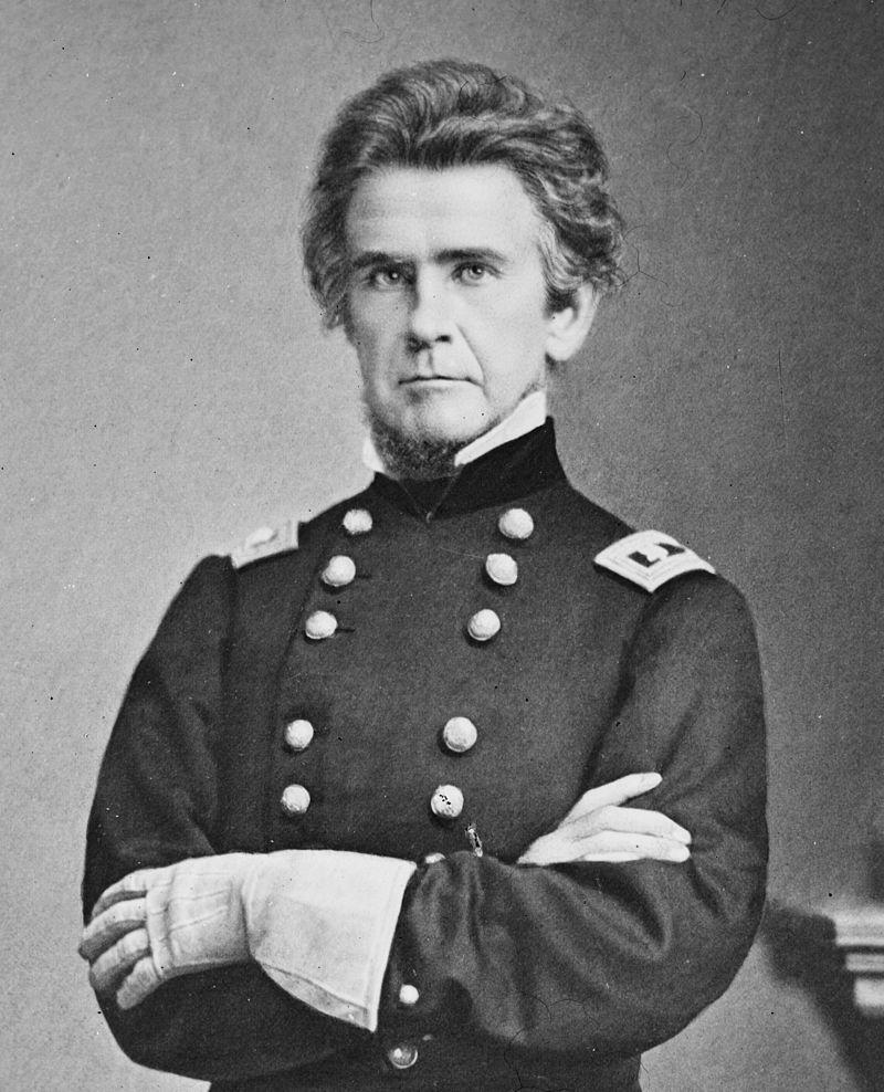 Brig. Gen. Ormsby MacKnight Mitchel