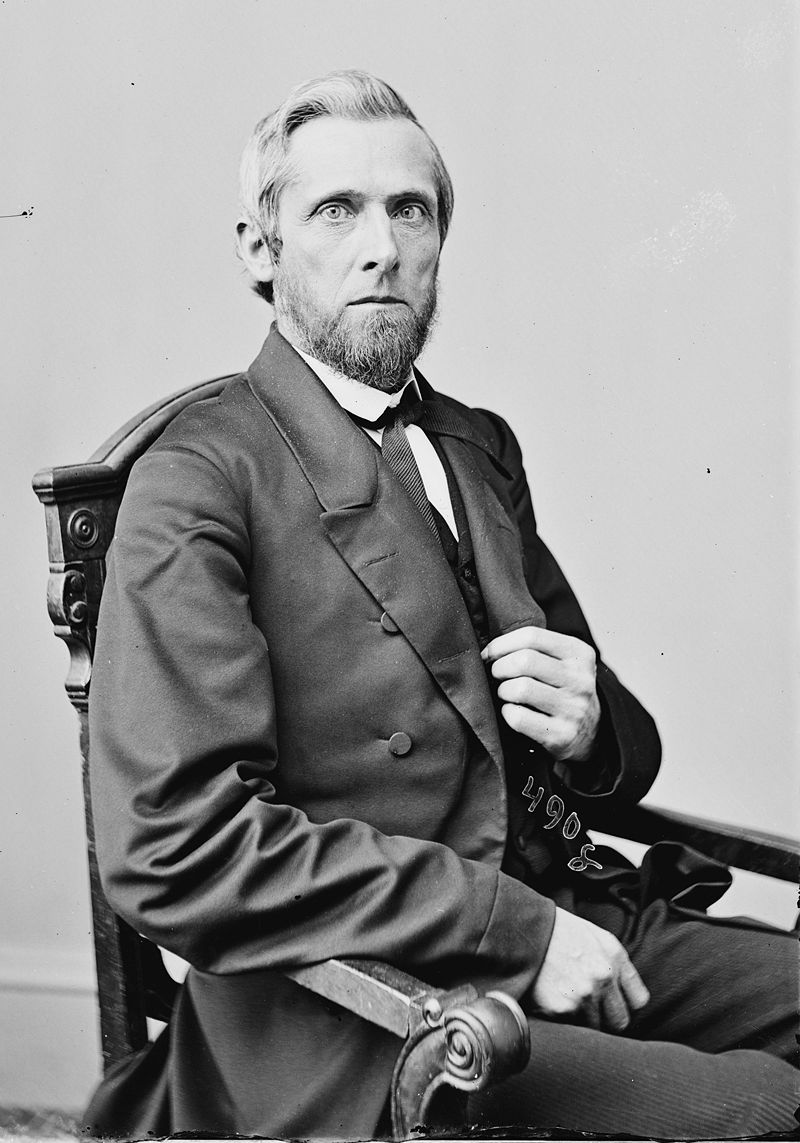 "Senator Waitman T. Willey, ""a firm Union Man"""
