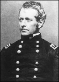 Gen. Joseph Hooker was in command of the army at Chancellorsville.