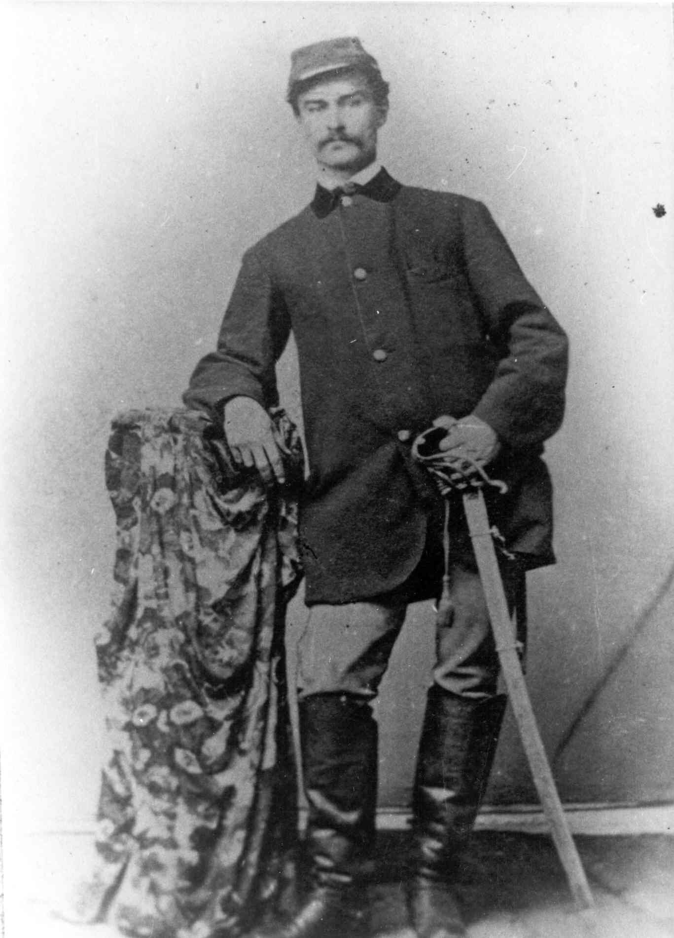 Hubert Dilger was awarded the Metal of Honor for his actions at Chancellorsville.