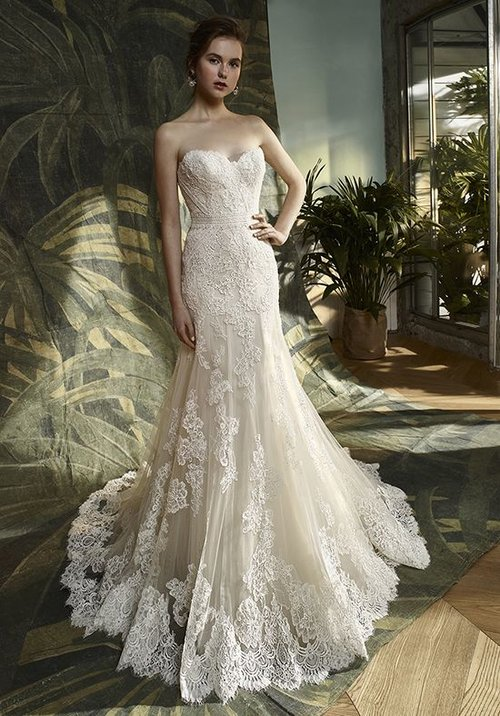 Blue By Enzoani Forever After
