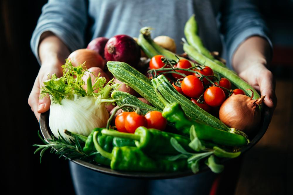 Fresh Food for Gut Health