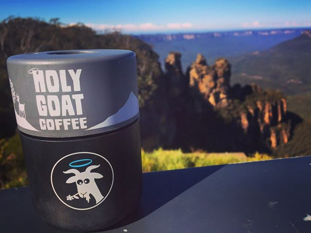 Where will your Holy Goat Coffee take you this weekend?  #friyay #wherewewanttobe #goatswillroam #goataway #wherewillyougoat #nogoatnoglory