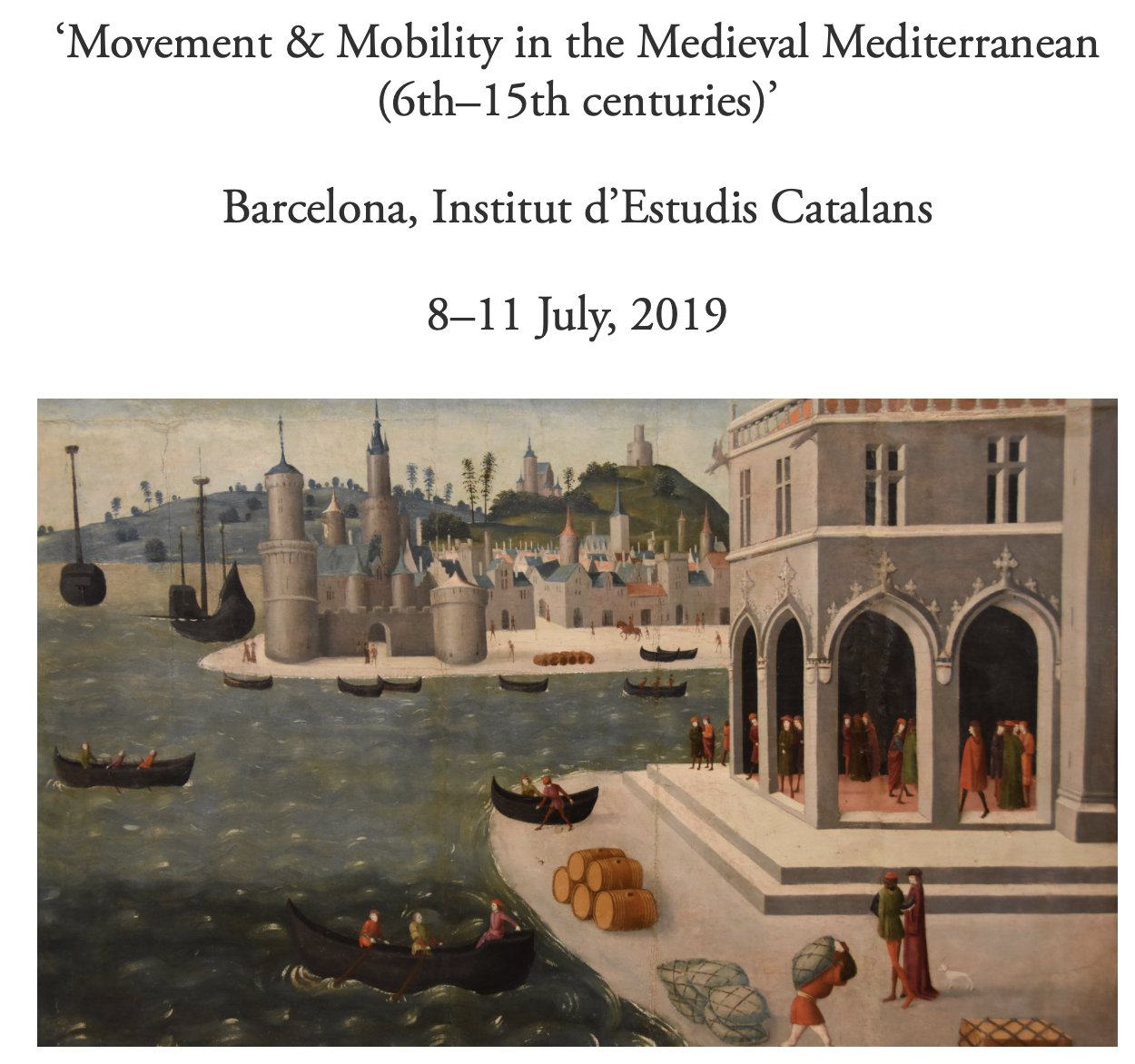 CU Mediterranean Studies Group — The Mediterranean Seminar