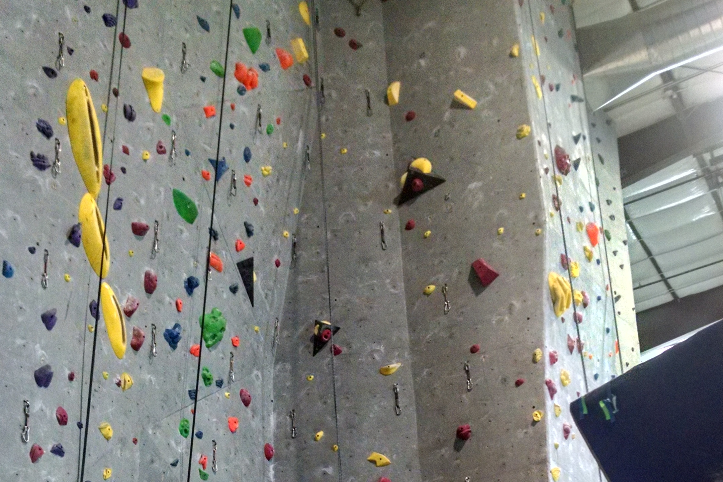 bEGINNER cLIMBERS - eXPERIENCED clIMBERS - First Visit