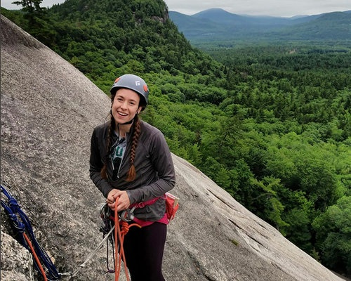 Michaela hastings - HEAD COACH JUNIOR TEAMS, PERSONAL TRAINERStarted 2018Certifications: ACE Personal TrainerFavorite Climbing Disciplines: Trad and Sport                    Favorite Climbing Area: Red Rock CanyonCONTACT | michaela@rockclimbfairfield.com