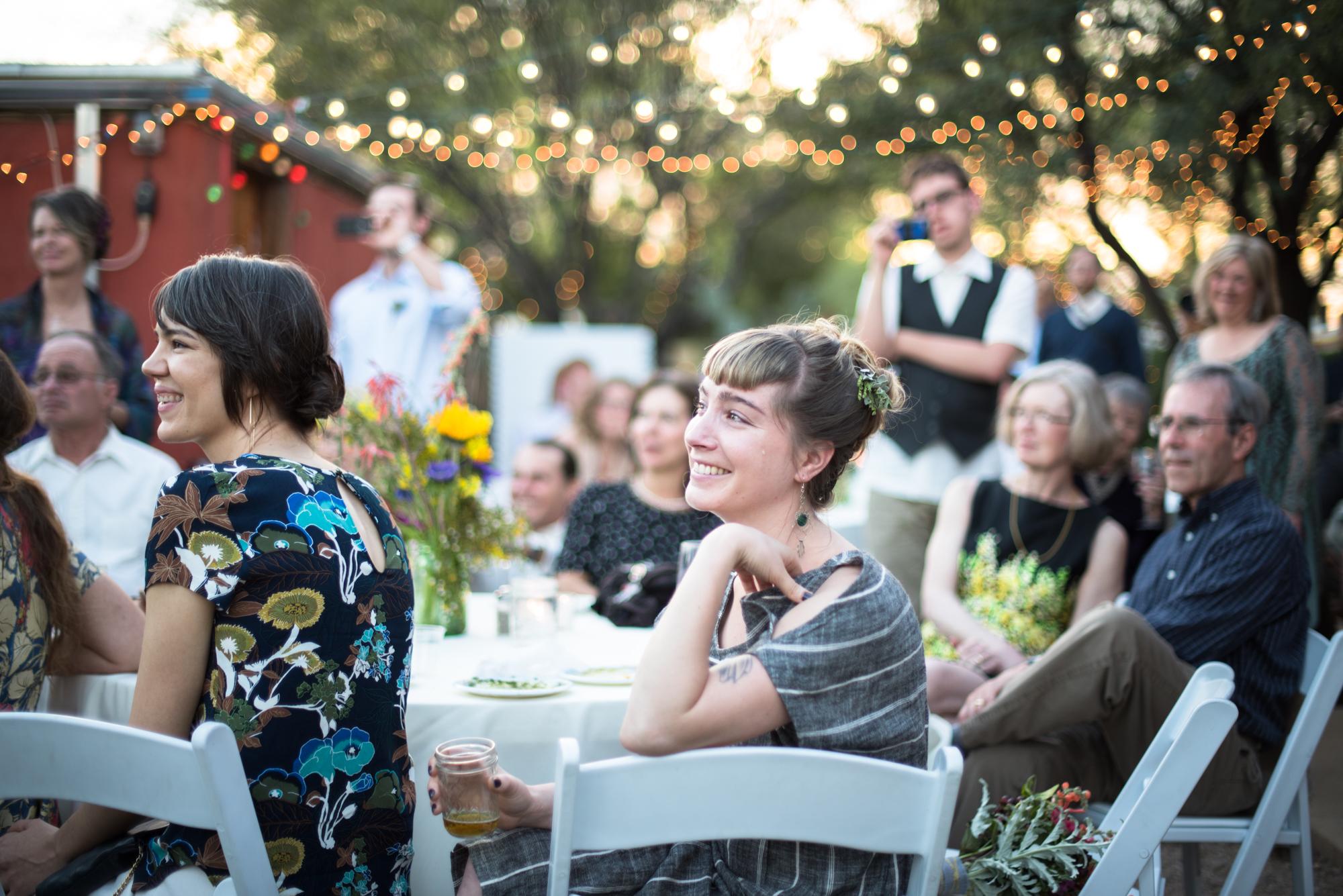 Tucson Backyard Wedding Photographer