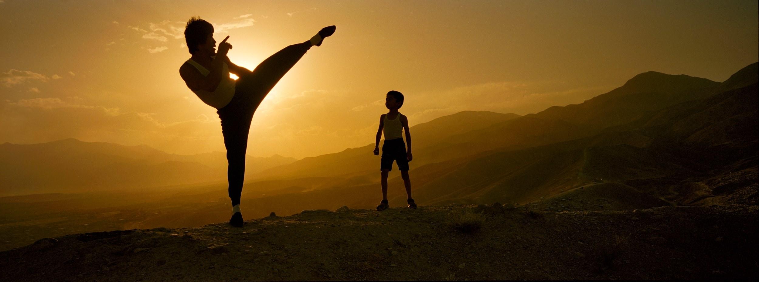 Short of the Week - Afghan Bruce Lee