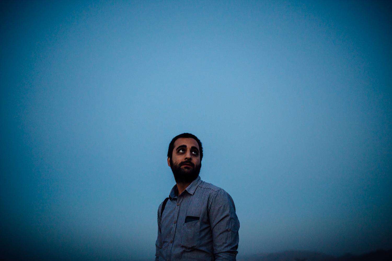 Hamid, 25, Architect. Isfahan.