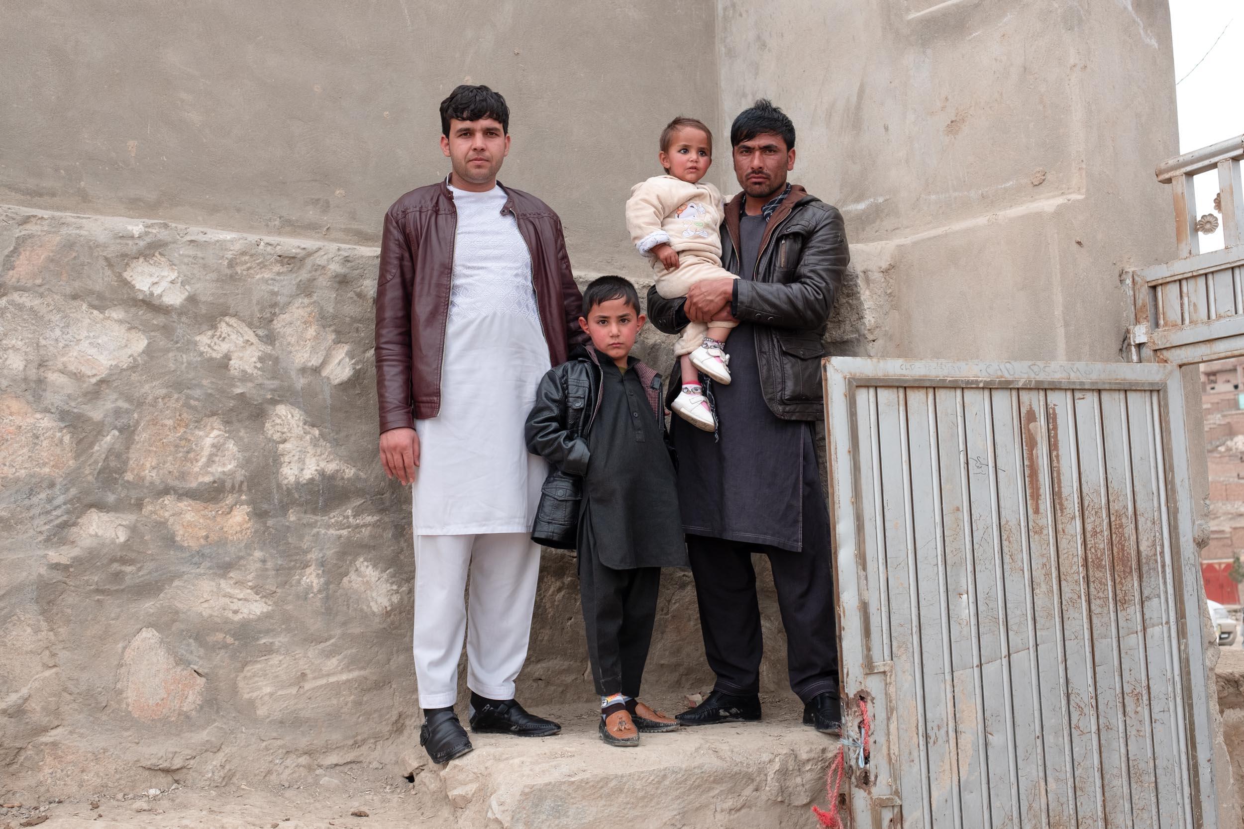 Friday at the Buzkashi. Kabul, 2018.