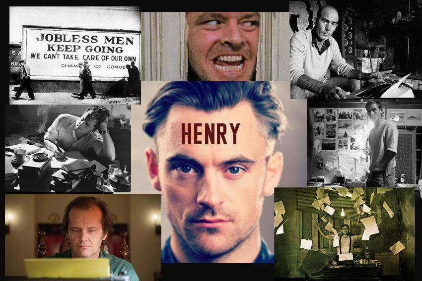 Henry Moodboard