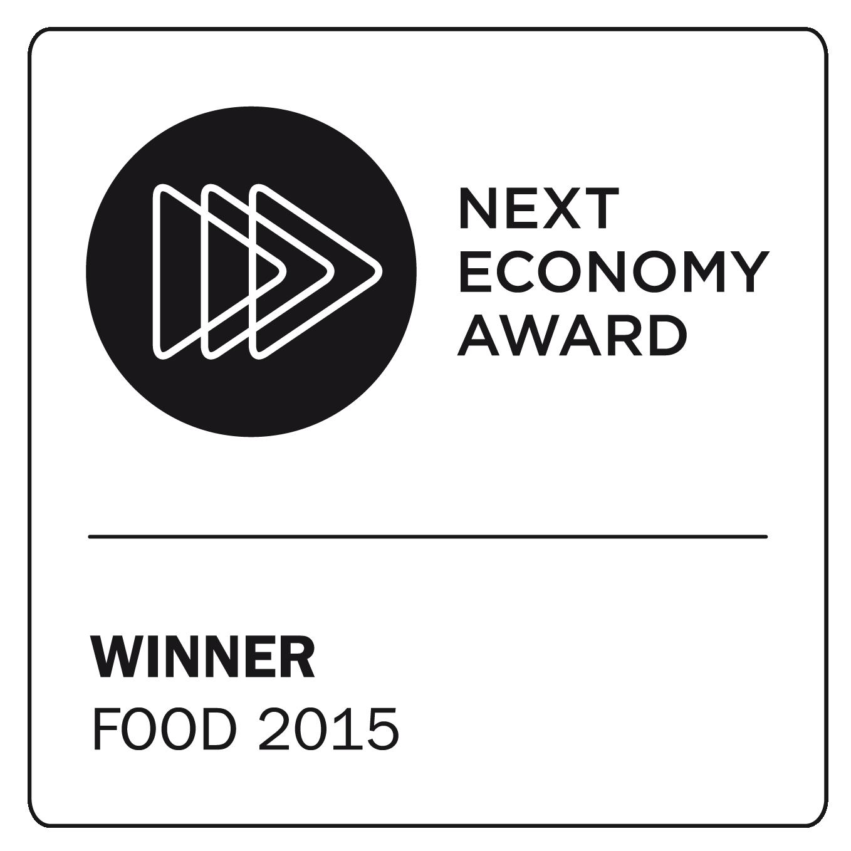 NEA Next Economy Award Bienensauna