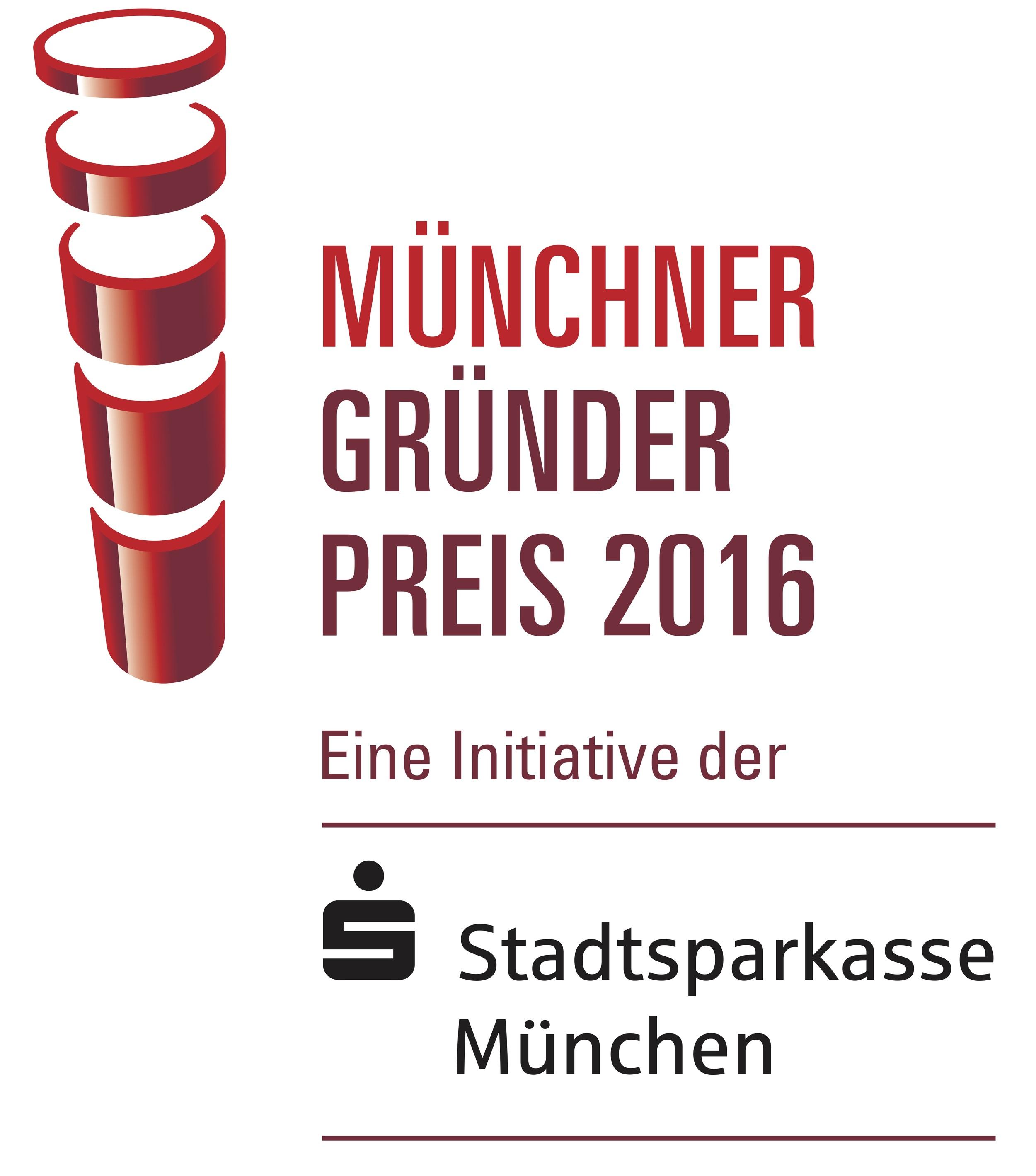 Münchner Gründerpreis Bienensauna