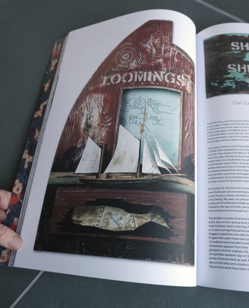 Shipwrecks and Shearwaters by Ceri Levy and Alex Malcolmson