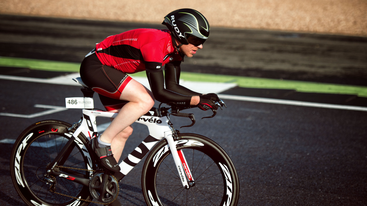 The TriNerd Silverstone Time Trial Challange Triathlon bike9.jpg