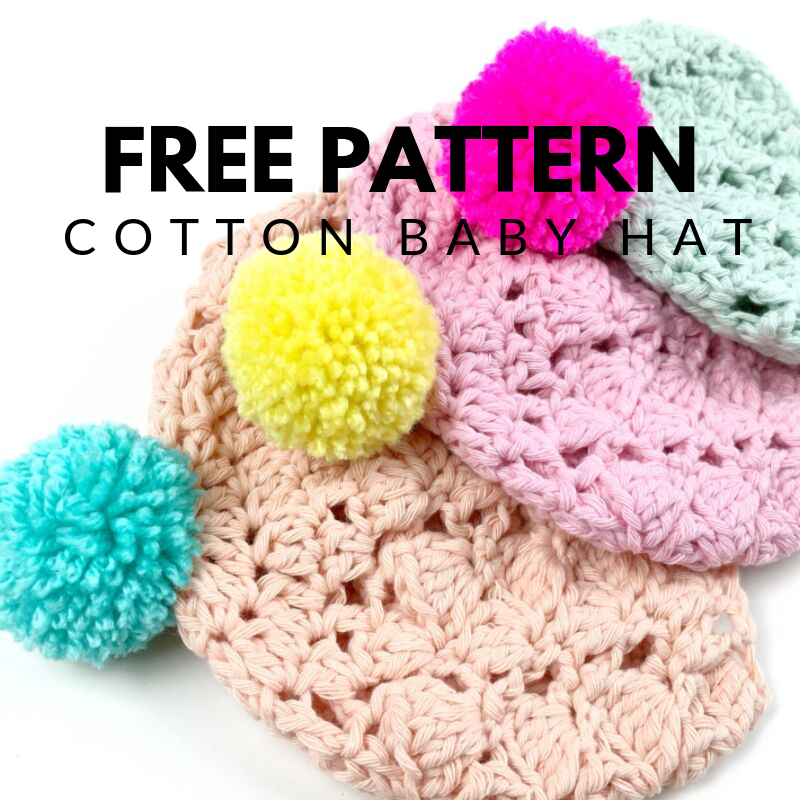 free pattern cotton baby hat.png
