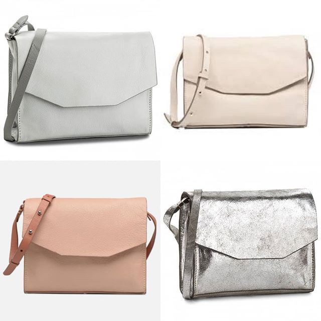 **NEW BRAND ALERT** Just arrived these beautiful ex Clark's classic cut leather bags! 😍  Wonderfully elegant styling from an iconic  British brand! 🇬🇧 Colours price...£25.00 😁  #bags #fashionshows #charity #fundraising #summer