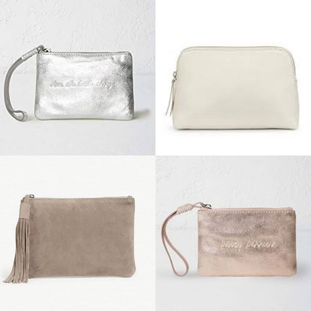 We have your small bags covered!  Just arrived these summer leather clutch and cosmetic bags from Ex White Company and ex Whitestuff. Colours price between £15.00-£20.00! Perfect for special occasions 😁👛☀️🌸💃 Available now on upcoming summer shows whilst stocks last!  #summer #specialoccasions #fashion #fundraising #highstreetsavings #fashionshow