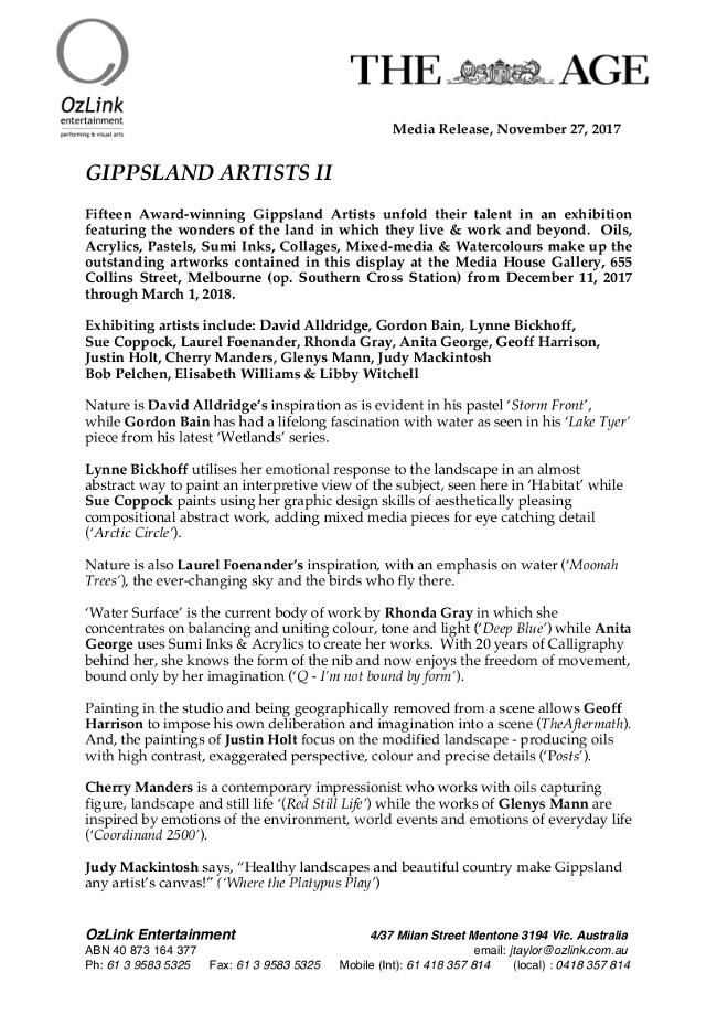 Media Release - Gippsland Artists 1.jpg