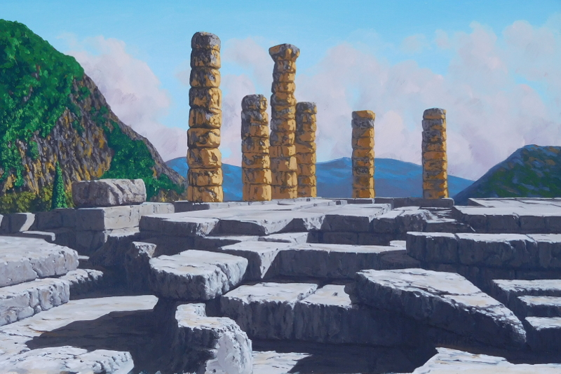 Temple of Apollo, Delphi.JPG